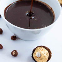 Nutella Ganache: 4 Ways!