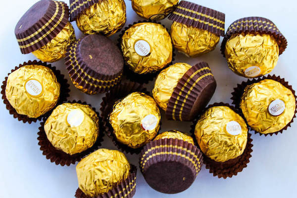 Ferrero Rocher Candies