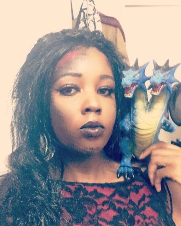 Khaleesi Mother of Dragons Halloween Costume