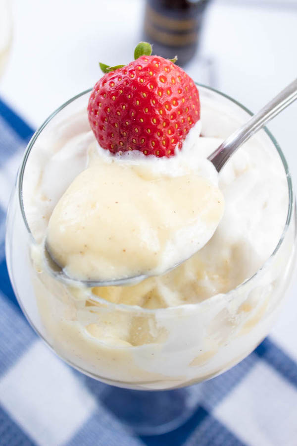 Smooth and silky Homemade Vanilla Pudding, this classic dessert is made completely from scratch and takes less than 15 minutes to make. With only a few simple ingredients, you can whip up your own irresistible, homemade vanilla pudding!
