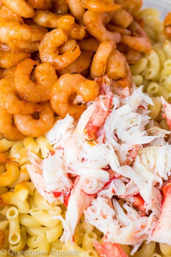 Cajun Shrimp and Crab
