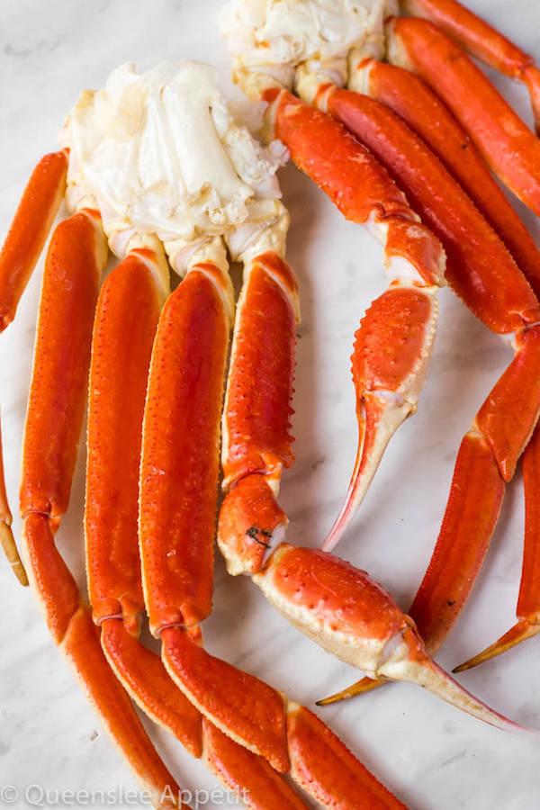 Fresh Snow Crab Legs