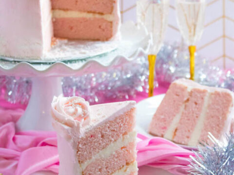Pink Champagne Cake Recipe Queenslee Appetit