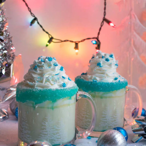 Winter Wonderland White Hot Chocolate