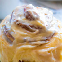 Best Ever Cinnamon Rolls with Cinnamon Cream Cheese Icing