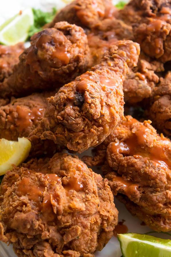 Spicy Buttermilk Fried Chicken Recipe Queenslee App 233 Tit