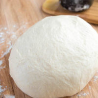 The Perfect Homemade Pizza Dough