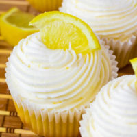 Dreamy Lemon Buttercream Frosting