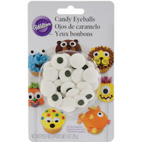Decorating Candy 1oz-Large Eyeball