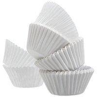 Green Direct Standard Size White Cupcake Paper/Baking Cup/Cup Liners, Pack of 500