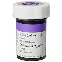 Wilton Violet Icing Color, 1 oz. Gel Food Coloring