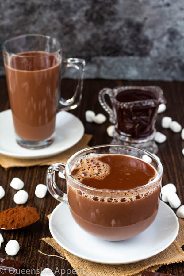 Best Hot Chocolate recipe