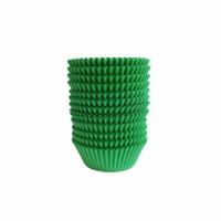 Baking Cups Cupcake Liners, Standard Sized, 300 Count (Green)