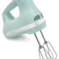 KitchenAid KHM512IC 5-Speed Ultra Power Hand Mixer, Ice Blue