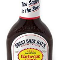 Sweet Baby Ray's Barbecue Sauce, 18 Ounce (Pack of 2)