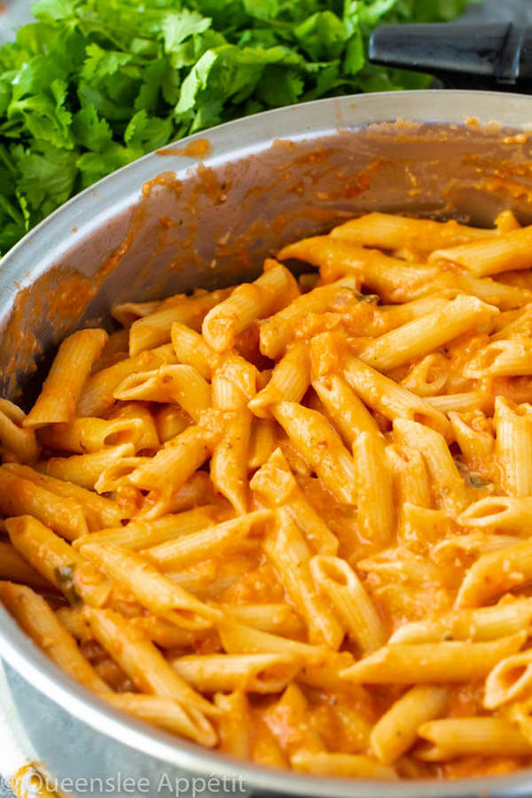 penne alla vodka pasta recipe