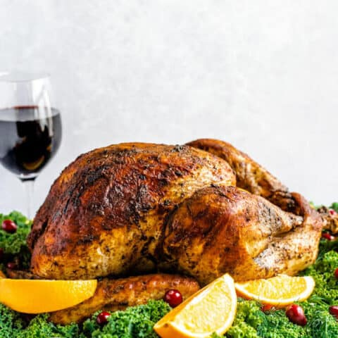 Juicy Buttermilk Brined Roast Turkey